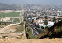 Tijuana Border, Mexico, U.S.