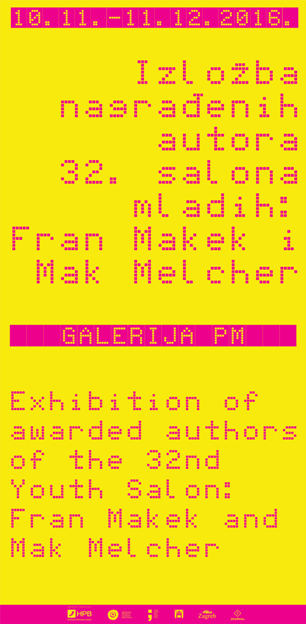 33. Salon mladih - HDLU