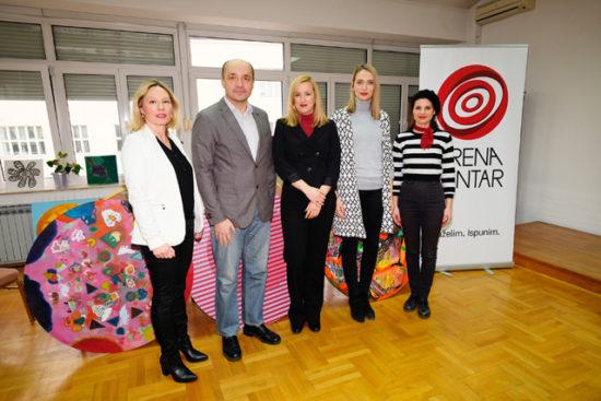 Ivana Rotim, Tomislav Buntak, Sanja Vladović, Ivana Andabaka i Ivana Mrćela
