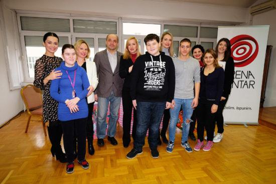 Kristina Krepela, Ivana Rotim, Tomislav Buntak, Sanja Vladović i Ivana Andabaka