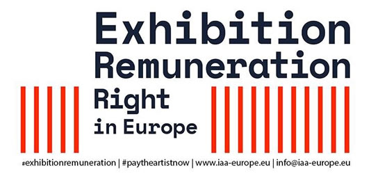 Exhibition Remuneration Right in Europe
